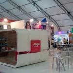Anjo marca presença na Construsul em Porto Alegre (RS)
