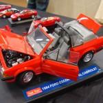 Mini Carros são réplicas que conquistam colecionadores