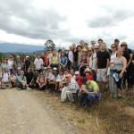 Caminhada da Primavera Anjo contou com 56 participantes