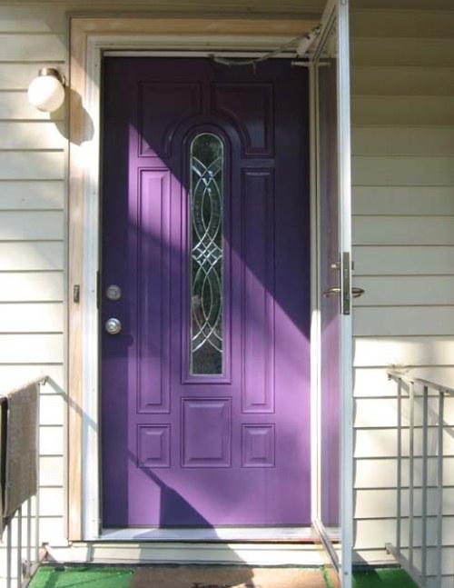 Portas coloridas: a vida com mais cor - Blog da AnjoBlog da Anjo
