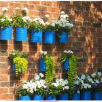 Jardim vertical: aproveitando pequenos espaços