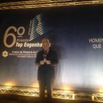 Anjo é homenageada no Prêmio Top Engenharias em MG