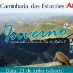 Caminhada de Inverno Anjo prevê subida da Serra do Rio do Rastro (SC) a pé