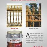 Proteção e estética com Esmalte Sintético Metálico Anjo