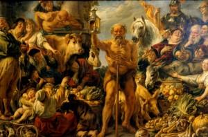 Gemäldegalerie Alte Meister, Staatliche Kunstsammlungen Dresden; Foto: Elke Estel/ Hans-Peter Klut