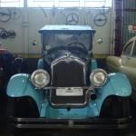 Carro antigo: Buick de 1924