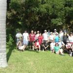 Dia ensolarado recebe os participantes da Caminhada de Verão da Anjo