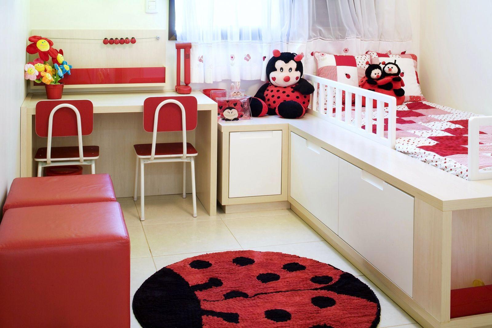 Estilos diferenciados nos quartos para as crianças Blog ~ Quarto Planejado Lindo