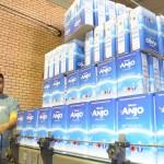 Thinners ECO Anjo: redução de até 80% de poluentes na atmosfera