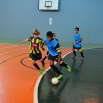 Projeto Anjos do Futsal alcança a marca de 900 garotos em treinamento