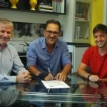 Anjo Tintas e Faculdade Satc formalizam pós-graduação