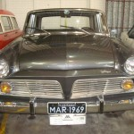 Carro antigo: Aero Willys de 1969