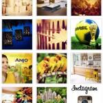 Siga a Anjo no Instagram