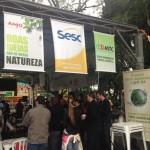 Anjo divulga programas ambientais durante evento da Semana do Meio Ambiente em Criciúma (SC)