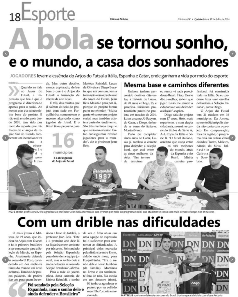Jornal DN - 17/07/2014