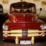 Carro antigo: Country Sedan da marca Dodge de 1951