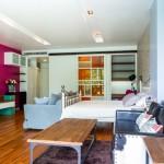 Tudo com equilíbrio: cores, móveis e decoração