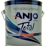 Anjo Total: tinta acrílica premium da marca com nova embalagem
