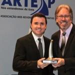 Prêmio Artesp: Anjo é ouro no thinner