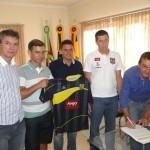 Anjos do Futsal ultrapassa 1000 garotos com entrada de novo município