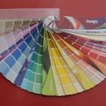 Leque de Cores Aquarelas: as cores mais desejadas do Brasil