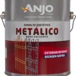 Esmalte Sintético Metálico Plus Anjo: ideal para pintura de metais