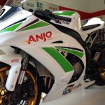 Proprietário de loja conceito Anjo se prepara para disputar o Campeonato SuperBike de Motovelocidade em 2016