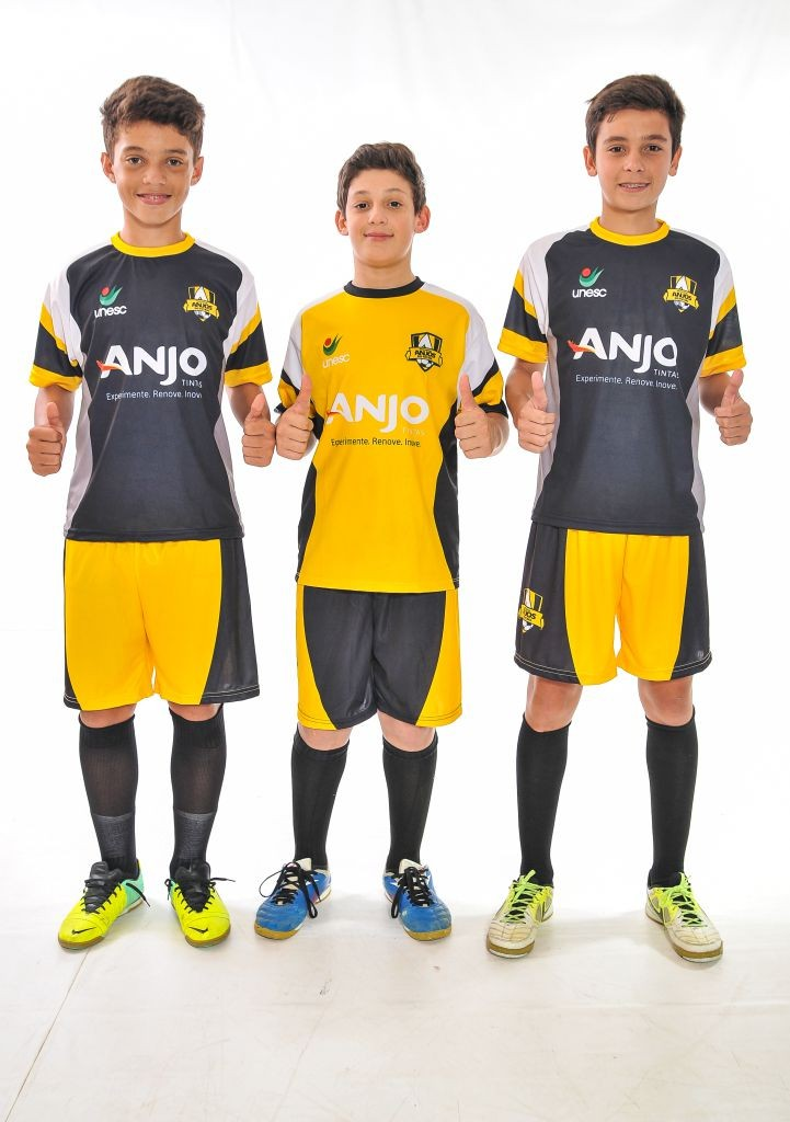 O Anjos do Futsal atualmente está com 22 núcleos em 17 municípios.  anjosdofutsal2 07dcb1d315b93