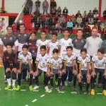 Sub-13 de Forquilhinha/Anjo Futsal conquista vaga para o quadrangular final do Campeonato Estadual