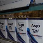 Anjo Total: a tinta acrílica sem cheiro da marca