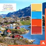 Cidades coloridas parte 4 – Nuuk, Groenlândia
