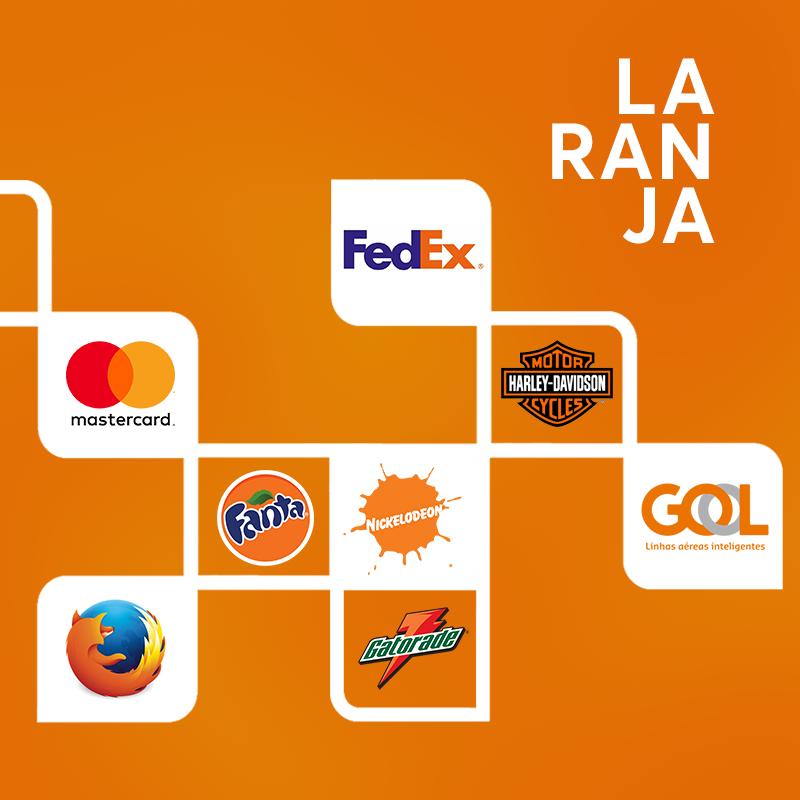 Logos laranja