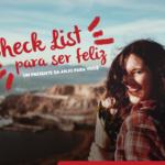 Check List para a Felicidade \o/