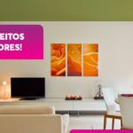 9 dicas de como utilizar cores para criar efeitos nos seus ambientes
