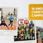 Anjo Tintas lança livro comemorativo sobre o Anjos do Futsal
