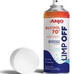 Anjo Tintas lança álcool em spray