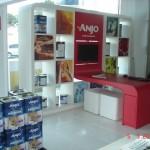 Loja Conceito Anjo – Casa das Tintas NA de Goiânia (GO)