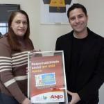 Anjo firma parceria com Bairro da Juventude