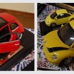 Mini carros Clássicos se destacam