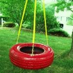 Ideias inteligentes e interessantes com pneus usados