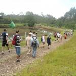 Caminhada Verão Anjo contou com mais de 60 participantes