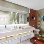 Mais ambientes da Casa Cor Goiás 2013 com produtos Anjo
