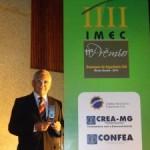 Anjo recebe Prêmio Destaque da Engenharia Civil em Minas Gerais