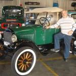 Colecionando carros antigos