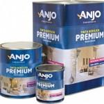 Tinta Acrílica Premium Anjo é sem cheiro