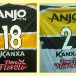 Anjo é a nova patrocinadora do Criciúma Esporte Clube
