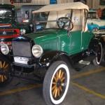 Carro antigo: Ford Model T de 1926