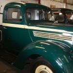 Carro antigo: Pick UP Ford 3/4 de 1938