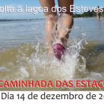 Volta na Lagoa dos Esteves será o trajeto da Caminhada de Verão da Anjo