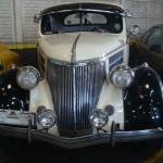 Carro antigo: Clube Coupe da Ford de 1936